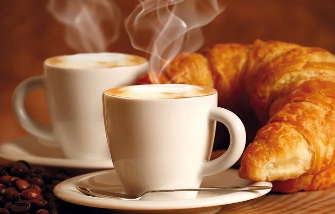 コーヒー休憩