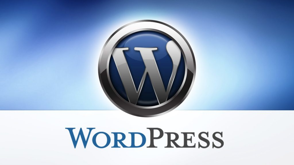wordpress rogo